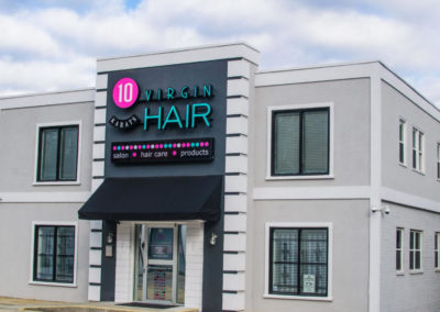 10 Karats Virgin Hair Salon