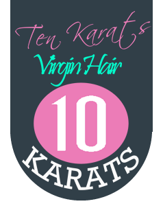 Ten Karats Virgin Hair