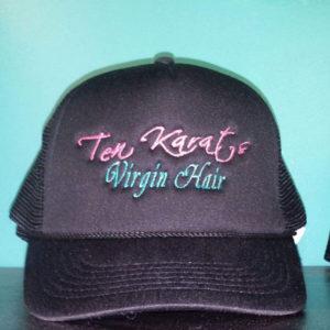 Ten Karats Virgin Hair Signature Hat