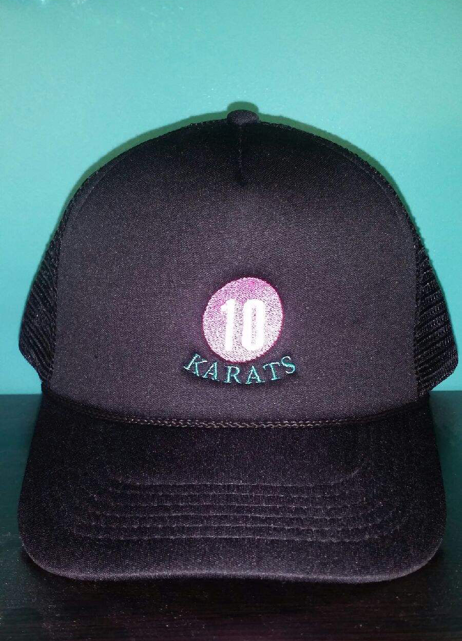 Ten Karats Virgin Hair Logo Hat