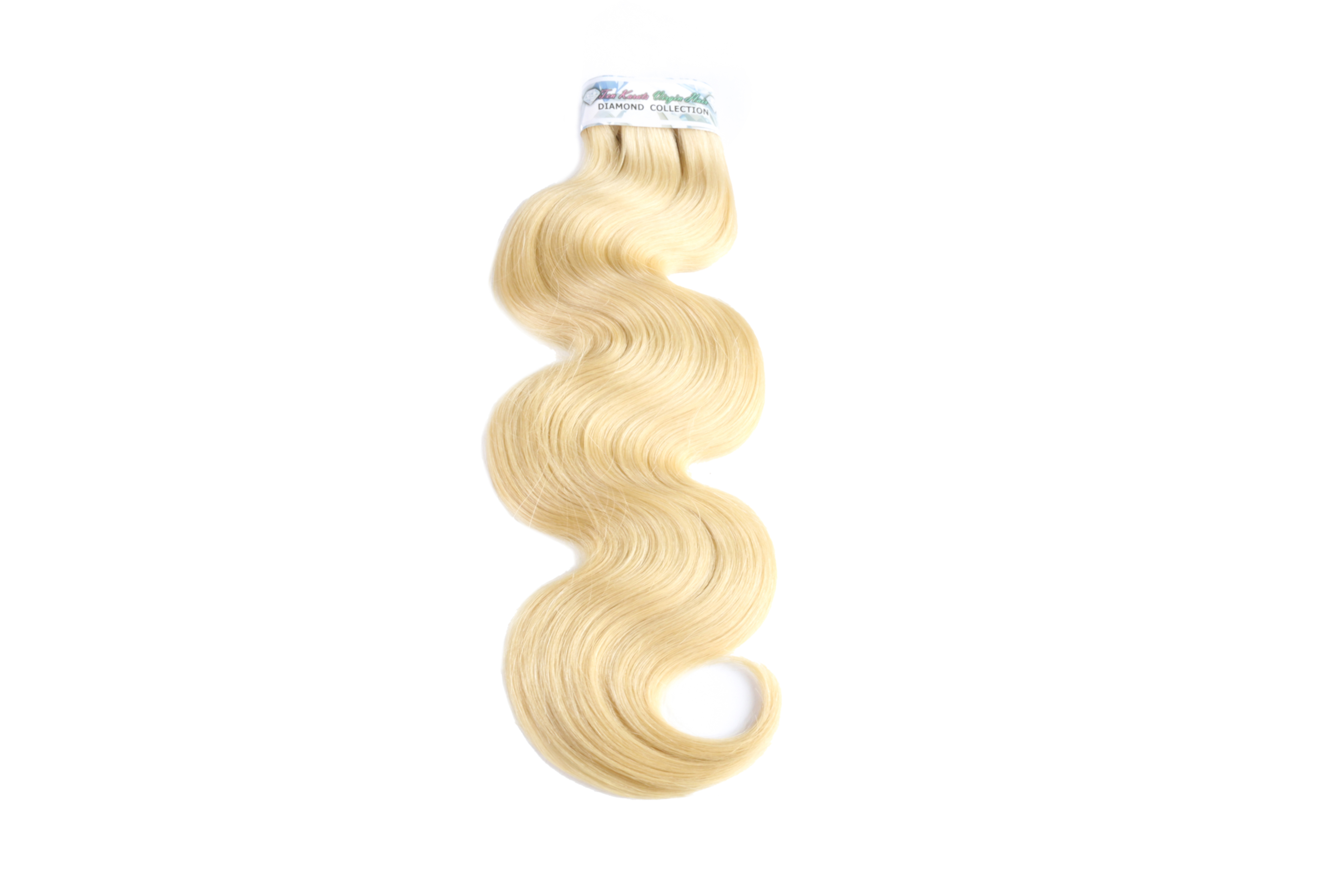 Russian Blonde- Body Wave/Straight
